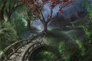 Trees by SamusFairchild