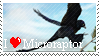 Microraptor stamp (1)