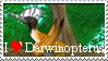 Darwinopterus stamp