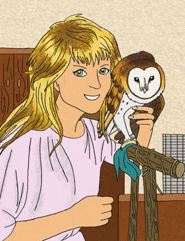 The owl and his girl