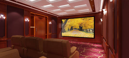 Private video room