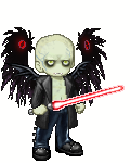 Vampire Zombie Guy by GothAndrew