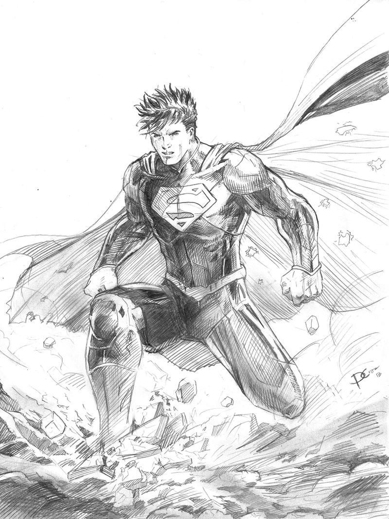 Man Of Steel by PhilipCruz30