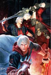 Nero vs. Dante