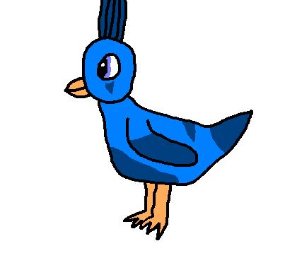 hero bird