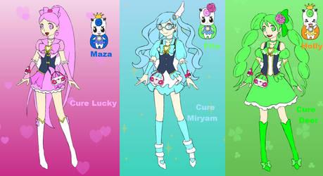 Jarusalam Pretty Cure