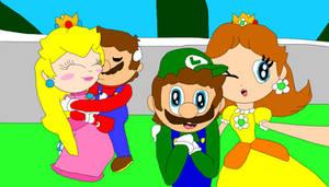 Super Mario Bros. Romance