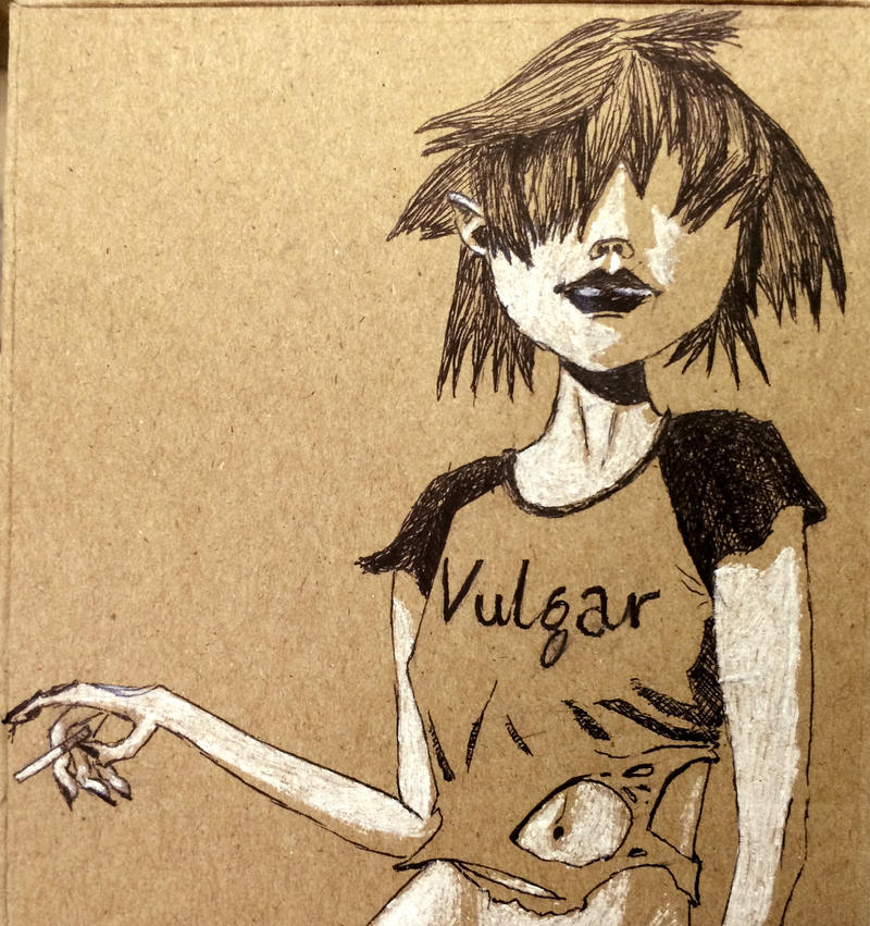 New Noodle by Heliopteryx
