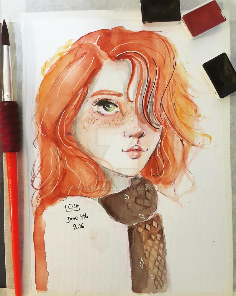 Ginger by NasiK2424