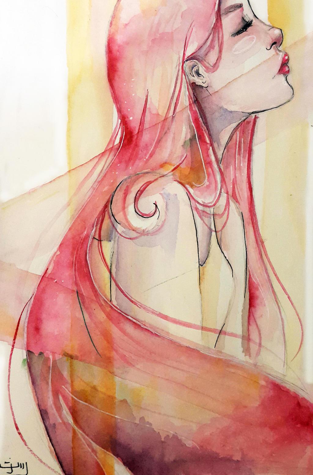 Rosa by NasiK2424