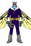Killer Moth by Shadowofjustice123