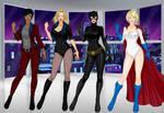 gotham girls 2 by Shadowofjustice123