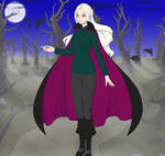Count Elsa Of Arendelle by Shadowofjustice123