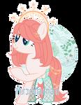 pony adopt: peachy star #33 [CLOSED] by AuroraKaufmann