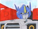 Optimus Prime Armada 1