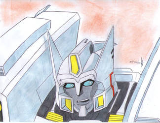 Drift idw animated style face by ailgara