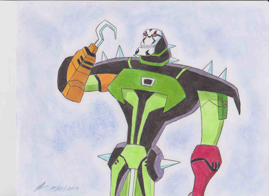 Mis dibujos de Transformers - Página 15 Lockdown_showing_off_his_hook_by_ailgara-d87k221