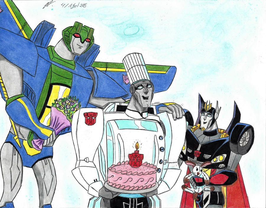 transformers ocs happy birthday 2015 by ailgara on DeviantArt