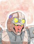 transformers comics Fulcrum