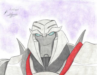young Megatron transformers prime  finished by ailgara
