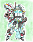 classic Drift IDW complete body
