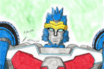 Kenzan transformers go finished by ailgara