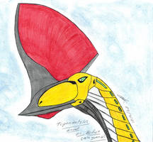 oc dinobot tupandactylus