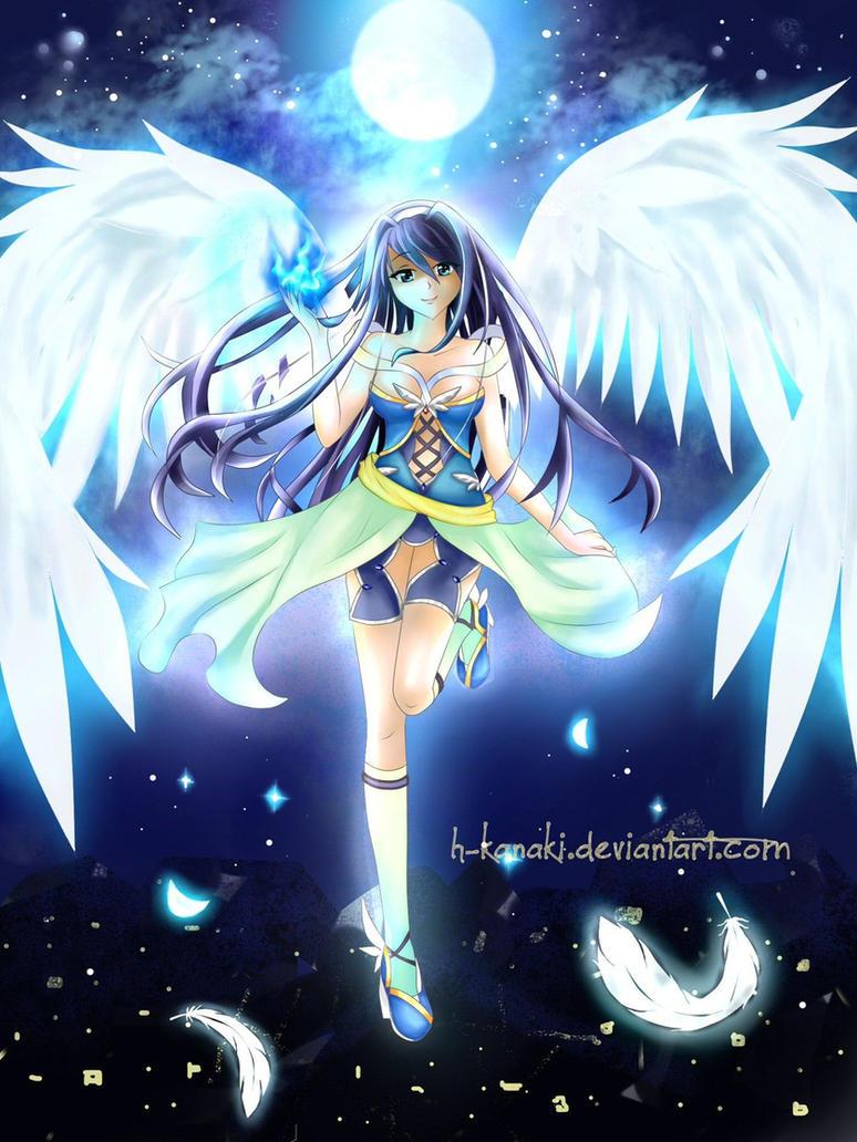 MIdnight Angel by H-Kanaki
