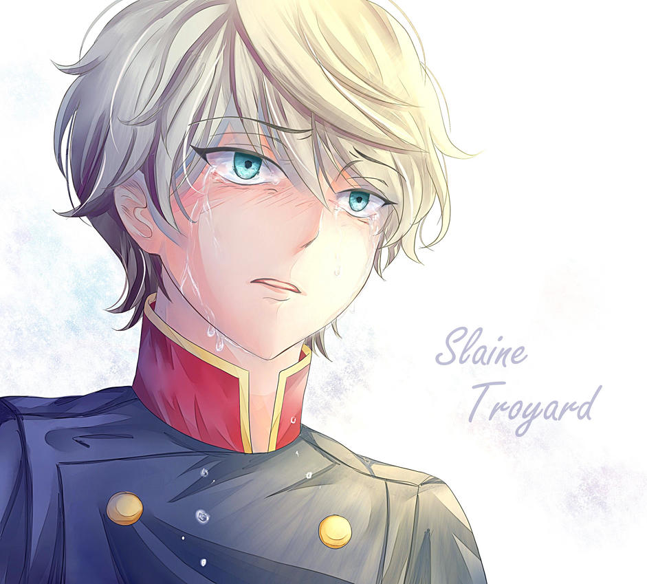 Slaine Troyard - Aldnoah Zero by H-Kanaki