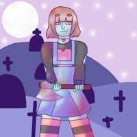 my zombie  oc by Princessarete55