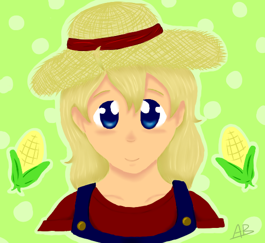 Farmer Illinois by Alison-Earth-Ninja