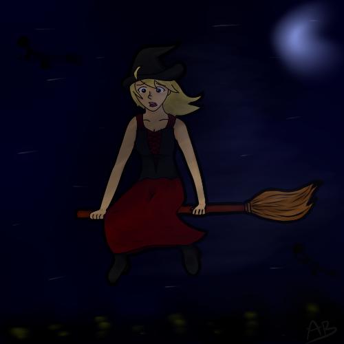 Midnight Ride by Alison-Earth-Ninja