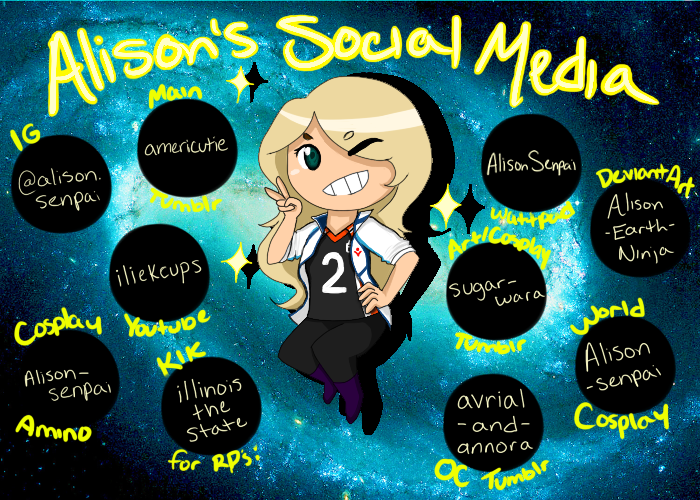 Other Social Media by Alison-Earth-Ninja