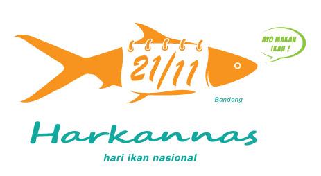 Logo Kalender Hari Ikan 04 By Rzart On Deviantart
