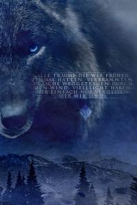 BlueWolf by xXRabenschreiXx