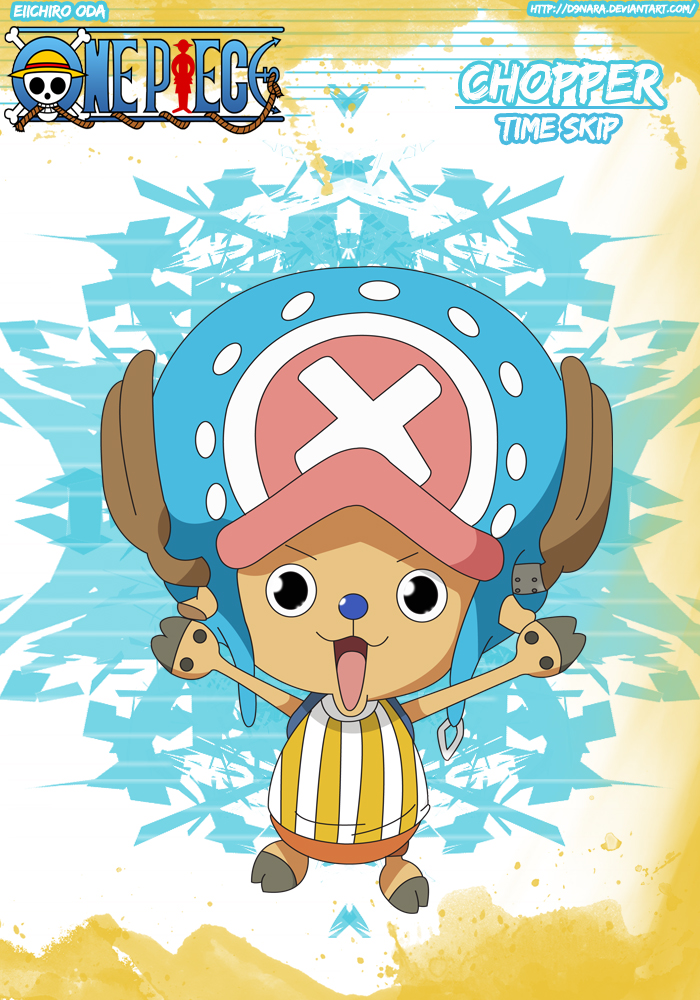 Chopper (Time Skip) by D9Nara on DeviantArt