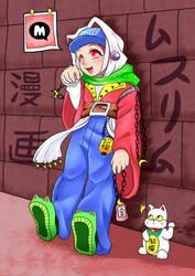 Aya - Japanese Street Style Challenge by KikoChild