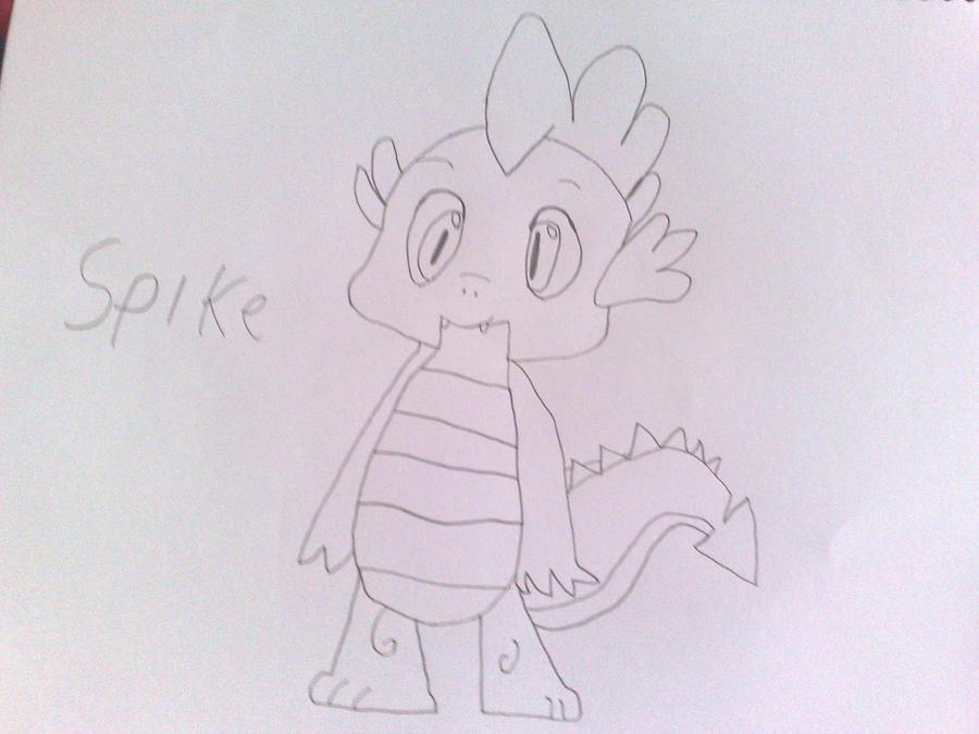 Spike el Dragon
