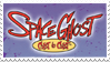 Space Ghost Coast to Coast Stamp by AndresToons
