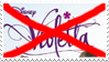 Anti Violetta stamp by AndresToons