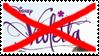 Anti Violetta stamp by AndresToons