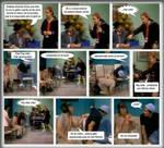Otra escena graciosa del Chavo del 8
