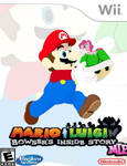 Mario y Luigi Bowser's Inside Story MLP