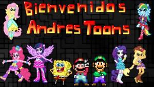 Bienvenidos AndresToons