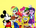 Feliz Cumpleanos Mickey Mouse