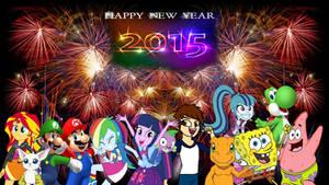 Feliz Anho Nuevo 2015