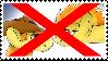 Anti-Spitburn Stamp