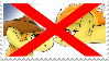 Anti-Spitburn Stamp by AndresToons