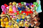 Feliz 30 Aniversario Super Mario Bros