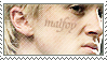 Malfoy stamp